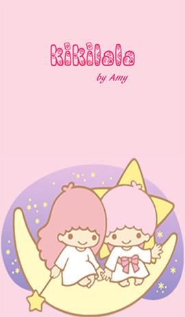 雙星仙子(粉紅) (1)