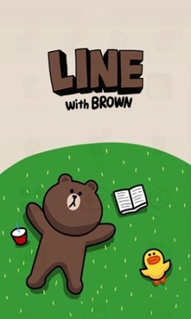 line theme ios bear222.png