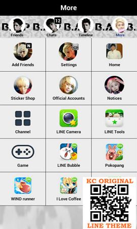 line theme down kc b.a.p1