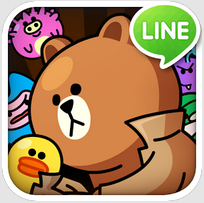 LINE POP-MONSTER-SP