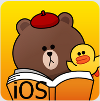 LINE Manga for iOS sp