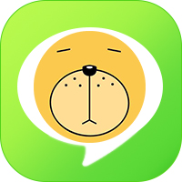 LINE theme icon - munaikuma