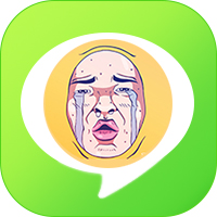 LINE theme icon - shaogao