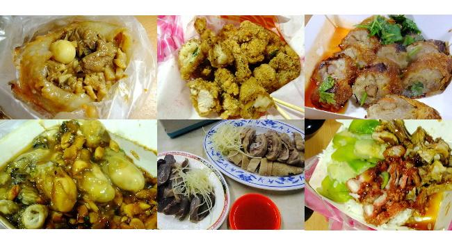 台北大龍街夜市營業時間、地圖、美食排名2