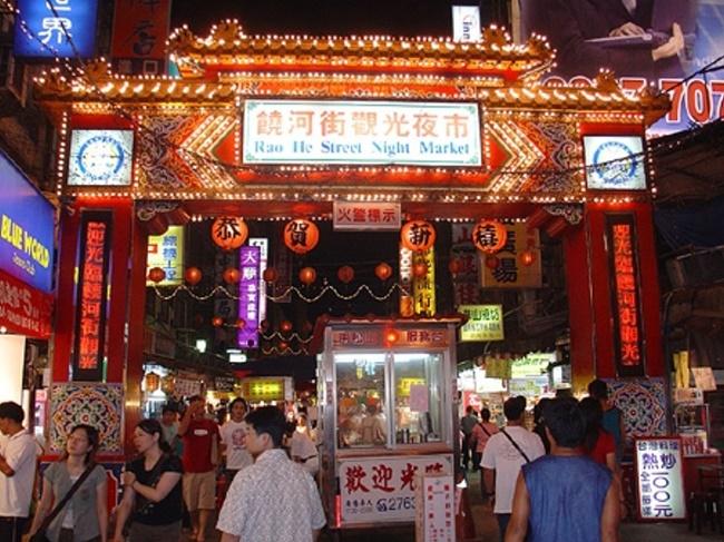台北饒河夜市營業時間、地圖、美食排名1