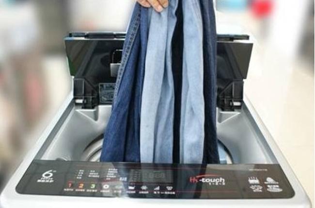 牛仔褲保養、清洗方法 3