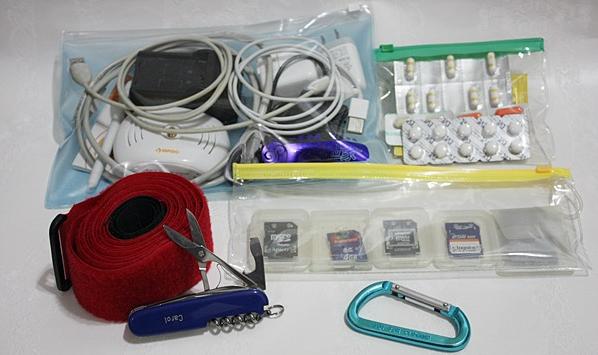 行李打包收納方法3