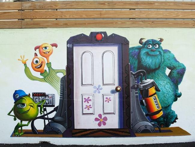 高雄 彩繪村1216 colorful walls-10