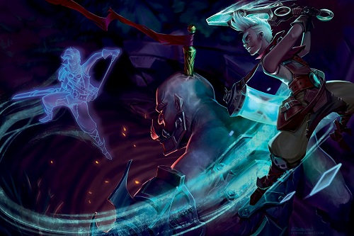 ekko__the_boy_who_shattered_time_by_robynlauart-d8zm4js