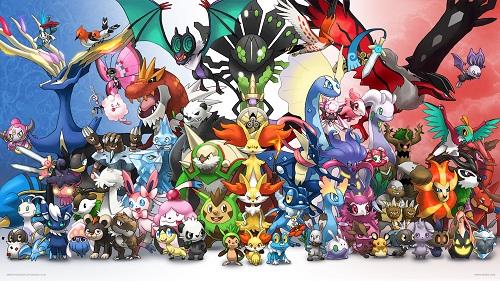 _wallpaper__generation_6_by_arkeis_pokemon-d7j7rll1