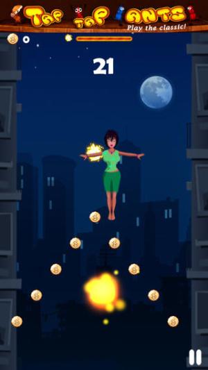 iOS限免、限時免費軟體遊戲APP-Fire Jump 2