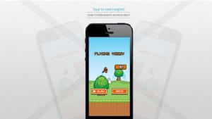 iOS限免、限時免費軟體遊戲APP-Flying Yeezy 1